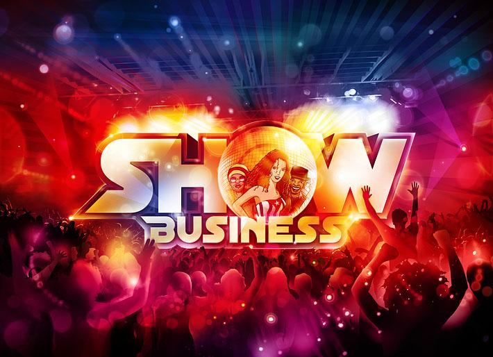 Звёзды российского шоу бизнеса.