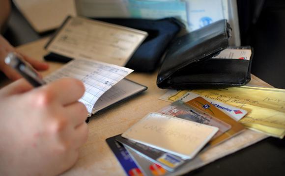 Оформление кредита по телефону.